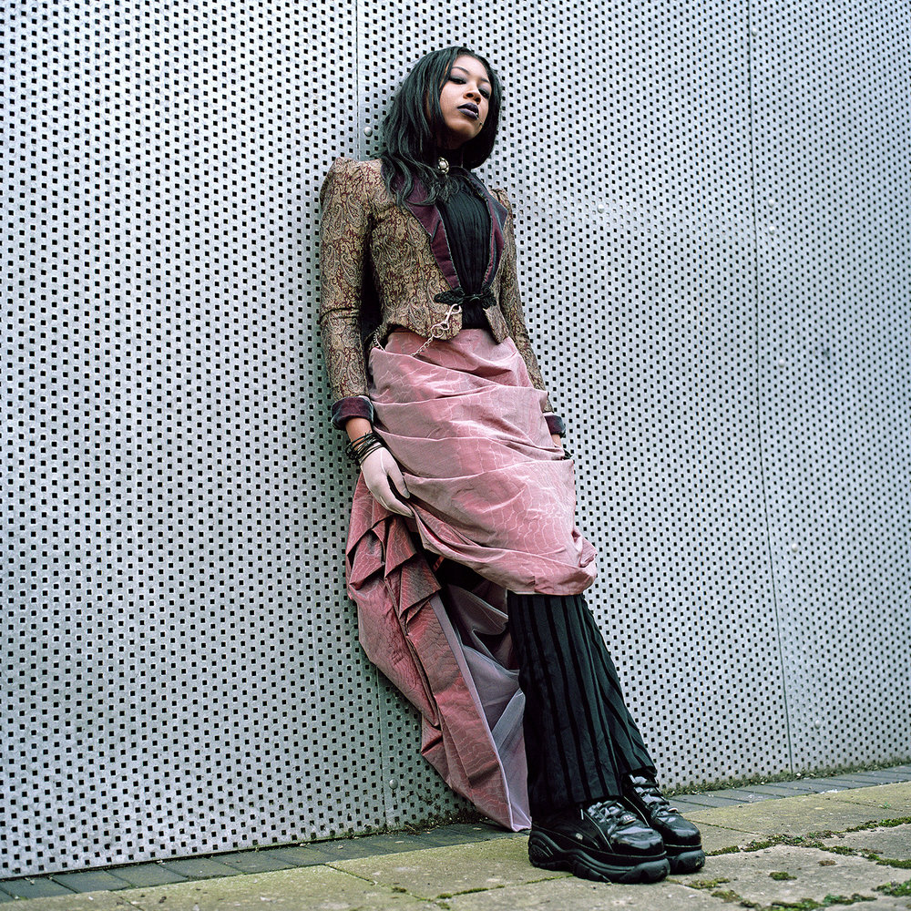 Zeinab. Sheffield, 2016.
