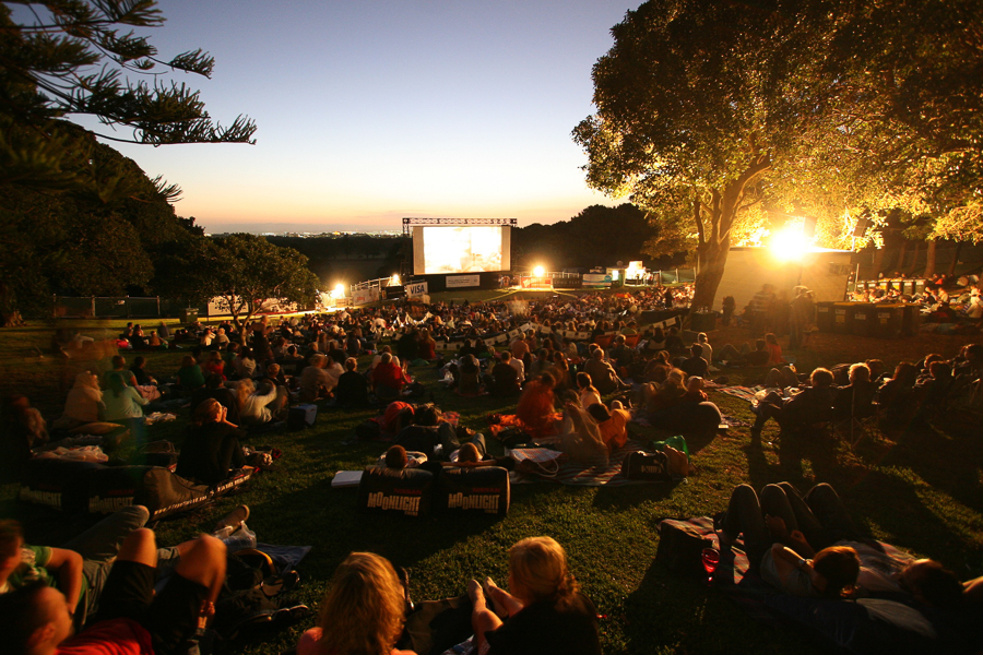 Sydney Moonlight Cinema 1