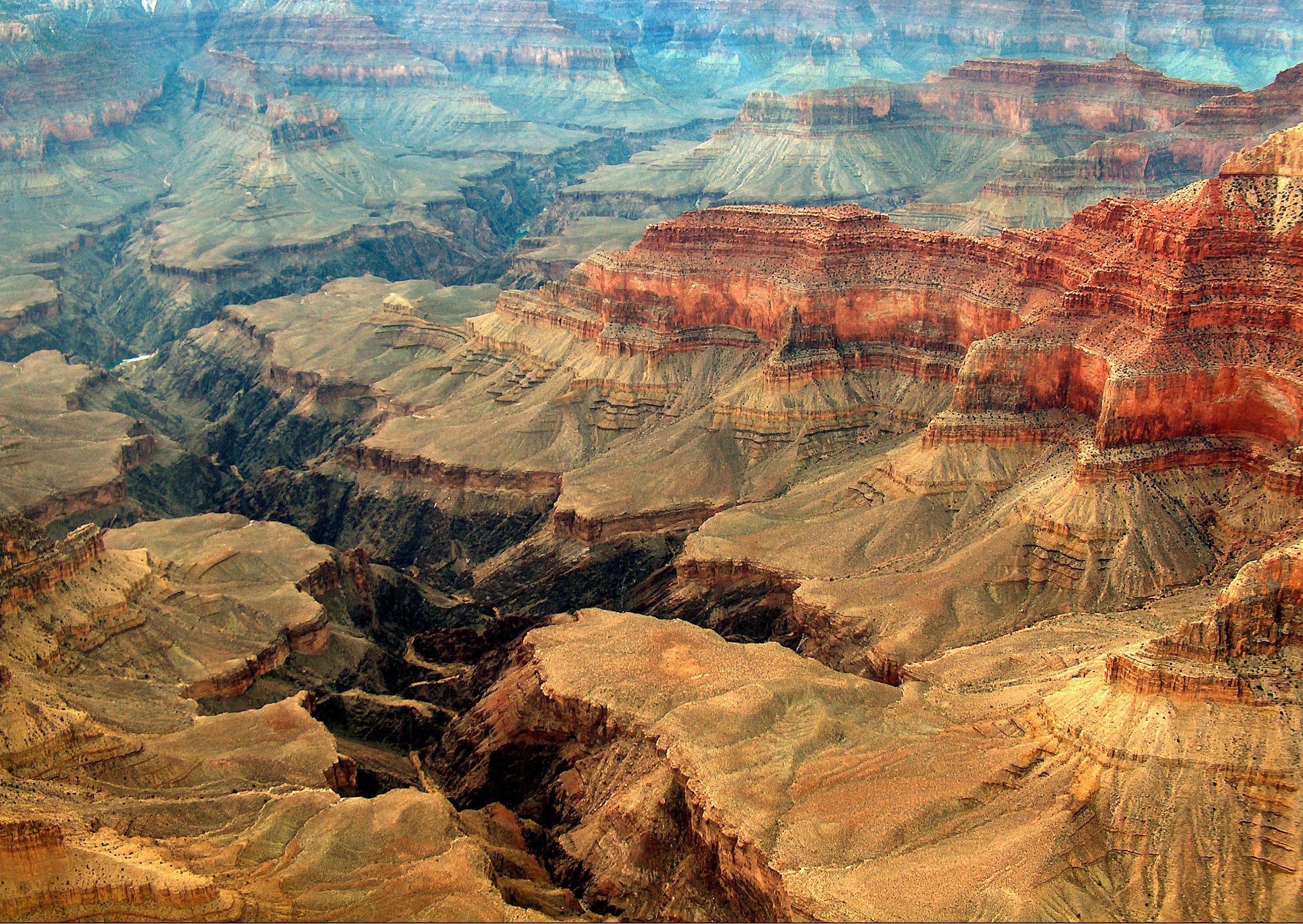 colorado river im grand canyon