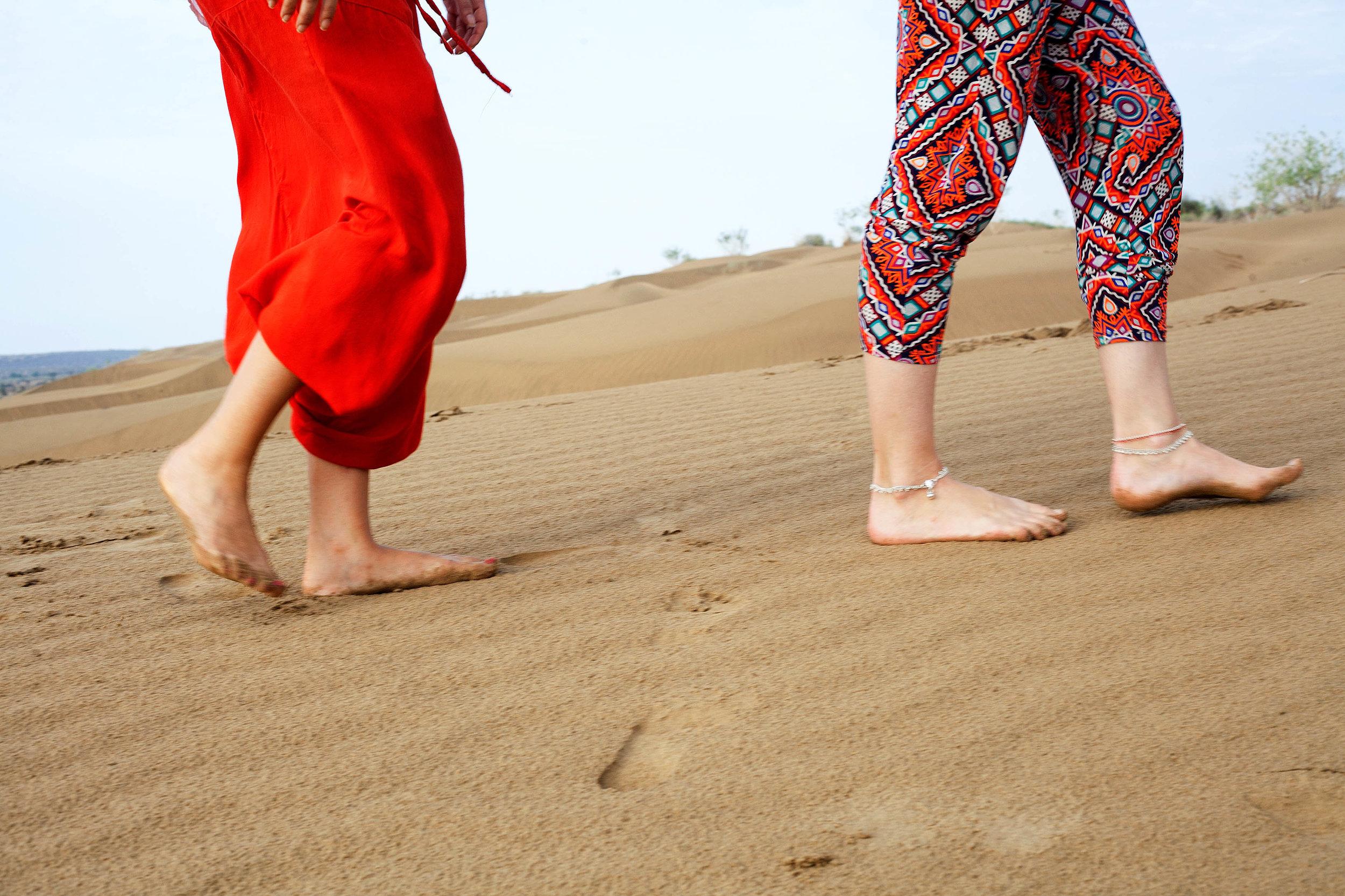 Footprints Thar Desert, Jaisalmer