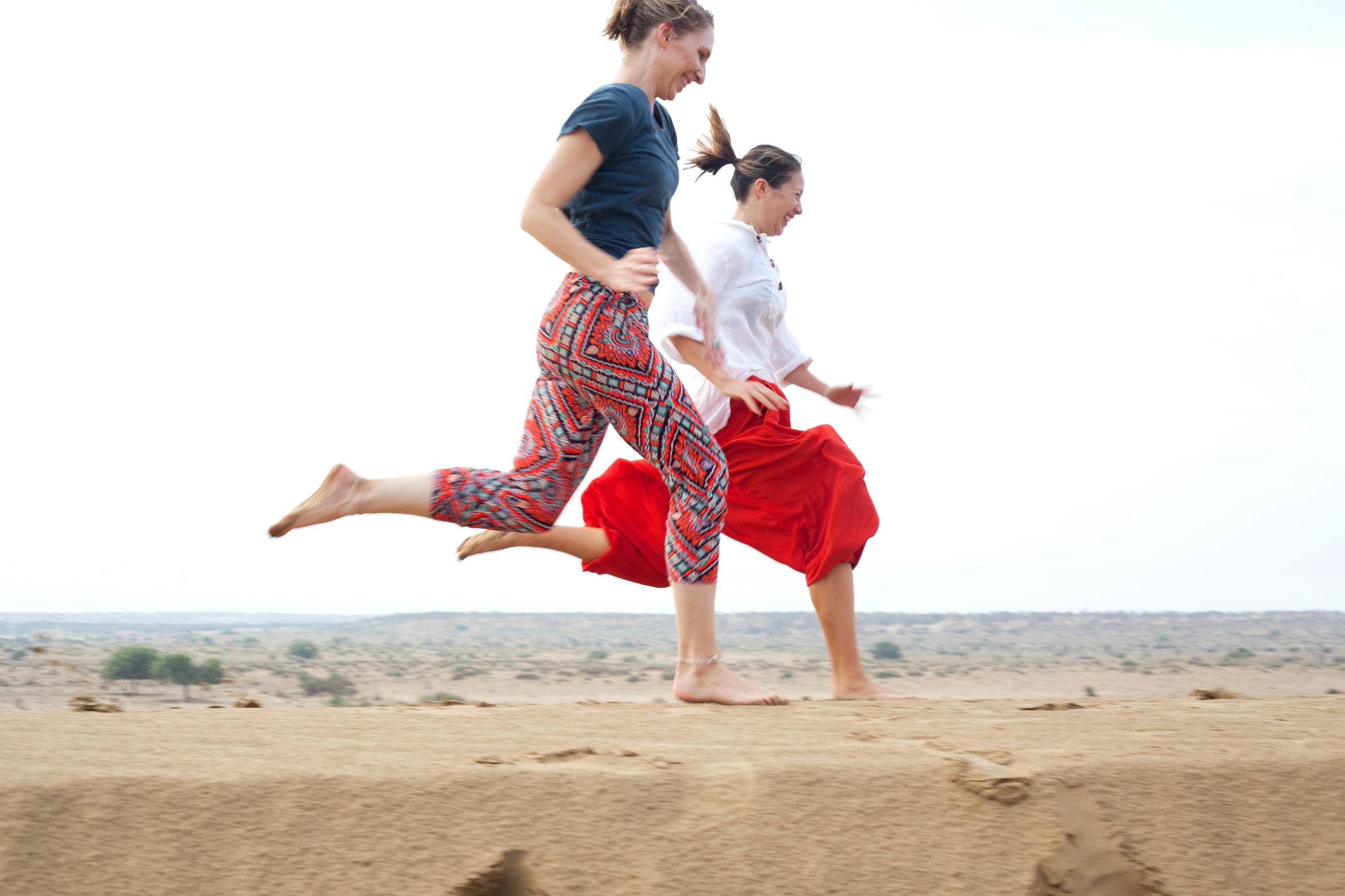 Running Thar Desert, Jaisalmer