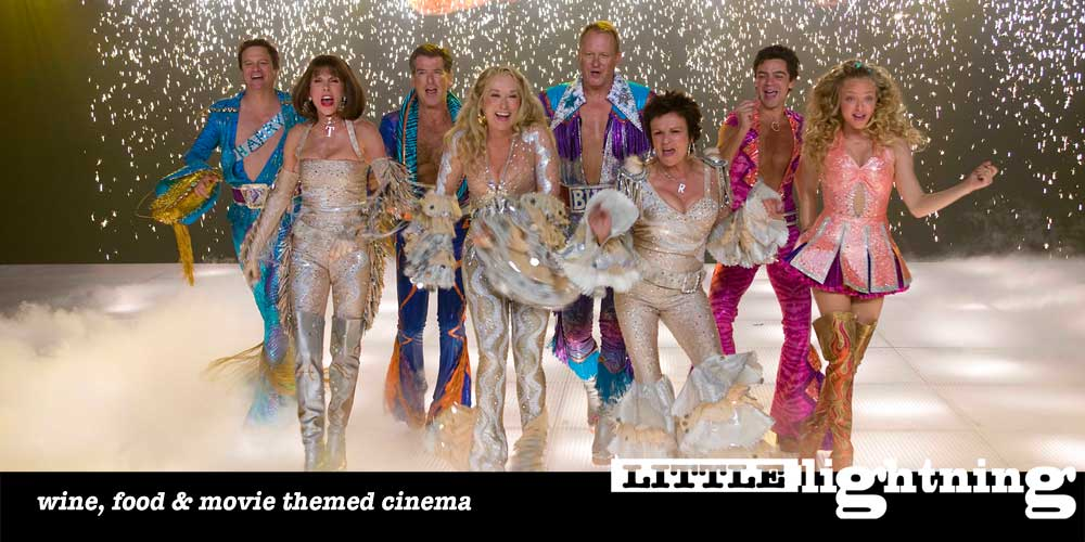 a kingdom of magic-Little Lightning cinema