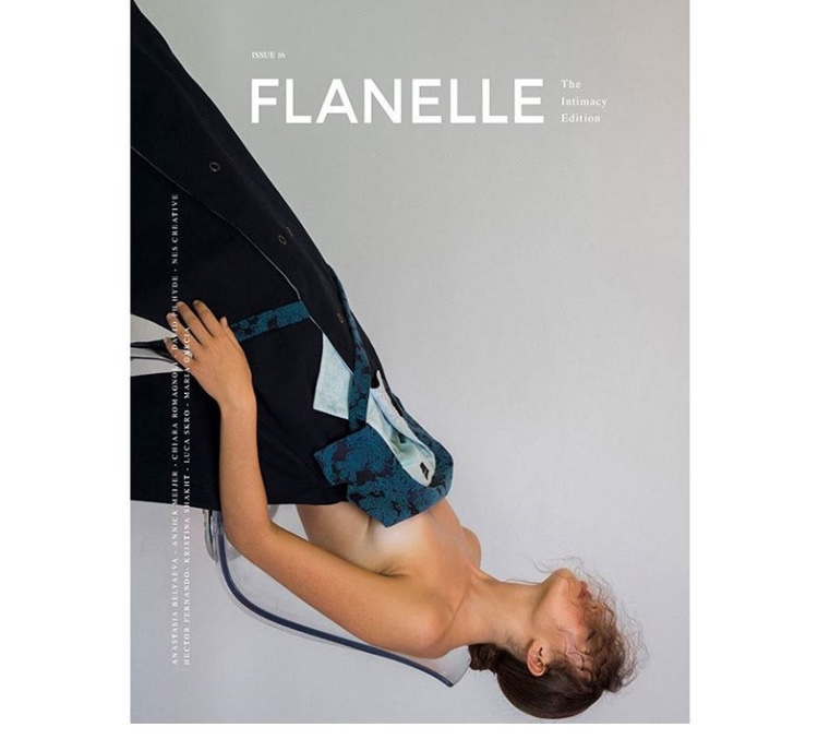 Flannel Magazine Volume # - The Intimacy Edition