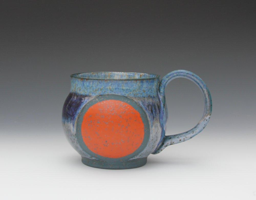 BLUE (and orange)
