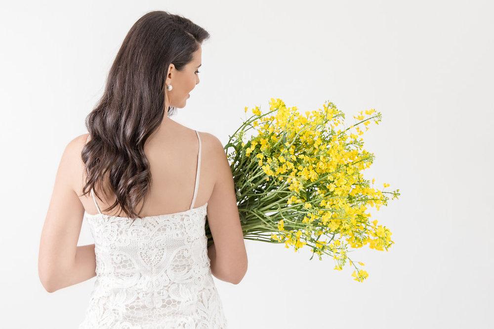 On Cloud Bloom -luminous yellow bouquet 2.jpg