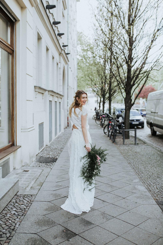 On Cloud Bloom - Urban bride 6