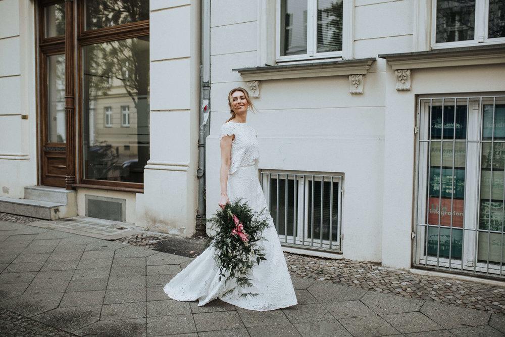 On Cloud Bloom - Urban bride 5