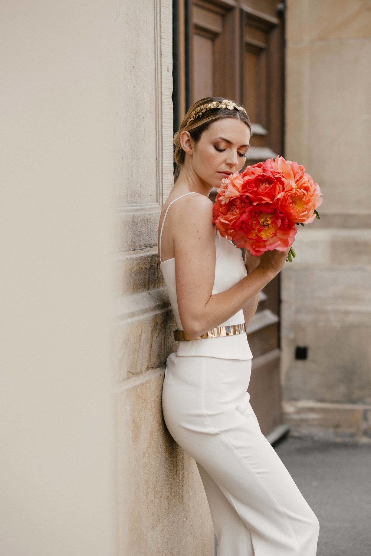 Peony Bride