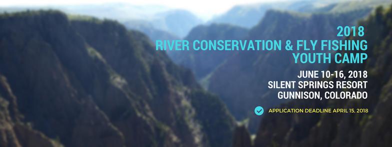 CTU Youth Conservation Camp Signup Deadline — Ferdinand Hayden