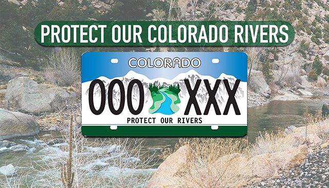 "You Did It! The ""Protect Our License Plate"" will be sticking around at a DMV near you! Feel like you missed out on a chance to share your love and support for river conservation on the roads with the coolest license plate around? Well, you're in luck because the state has approved that the ""Protect Our Rivers"" special license plate still be available across the state! Thank you to everyone who has helped share the message and inspire others to get one of their own during our push before July 1. The program has helped raise over $50,000 for river conservation in Colorado."