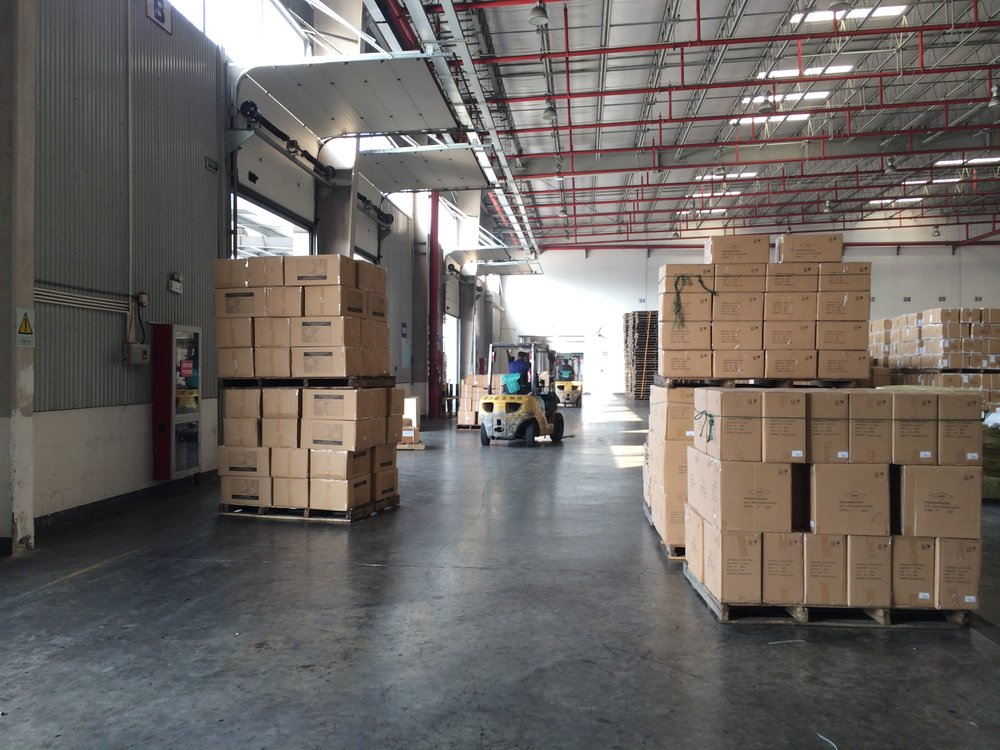 Warehousing and Distribution  -