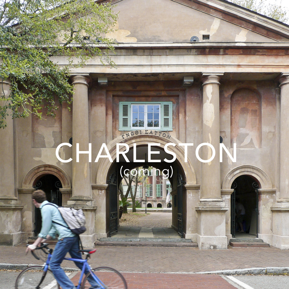 Charleston SC coming Autumn 2017