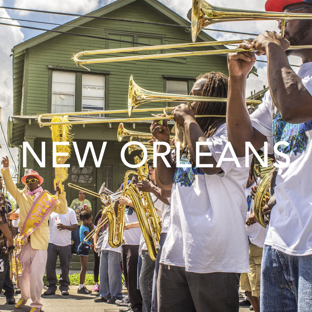 (tap) LOVE New Orleans
