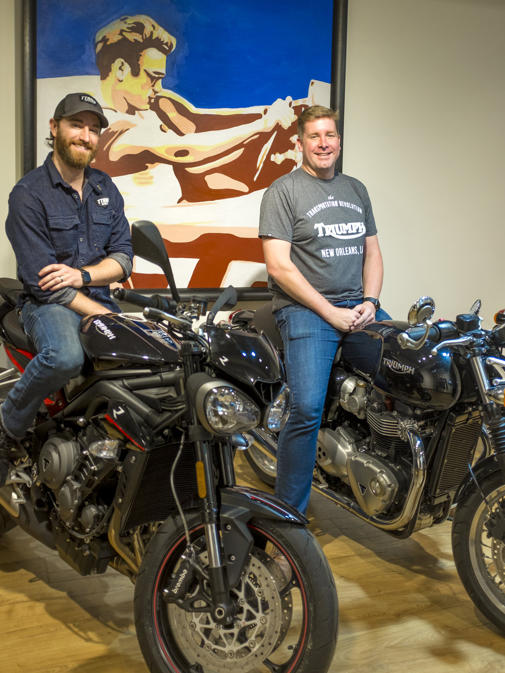 Max & Zach Materne  -TTRNO - The Transportation Revolution New Orleans.
