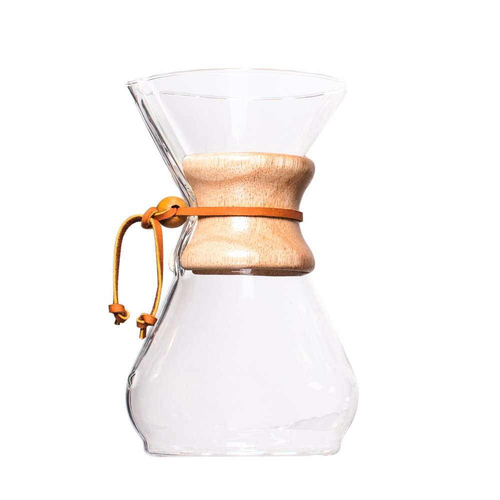 Chemex Coffee Pour-Over