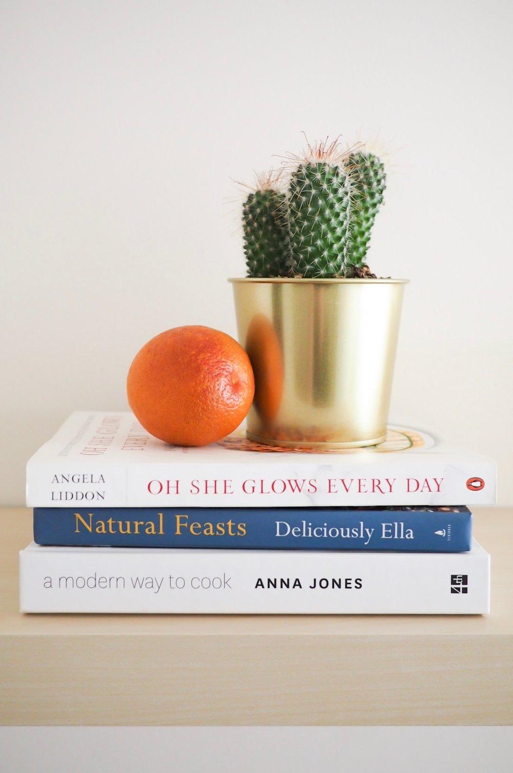 Get Inspired-Veggie Cookbooks-Kris Gill