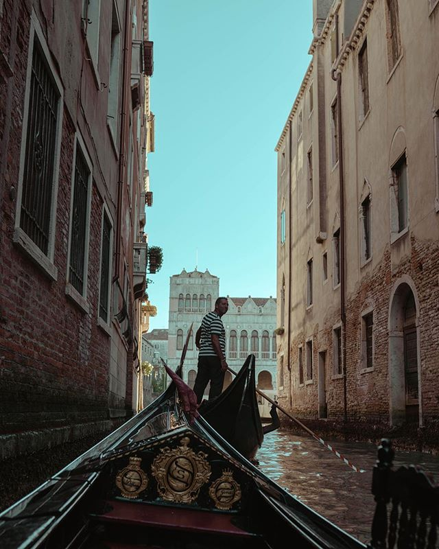 If you go to Venice without taking a cheesy (but hugely entertaining) gondola tour with pictures to prove it, have you really been to Venice?