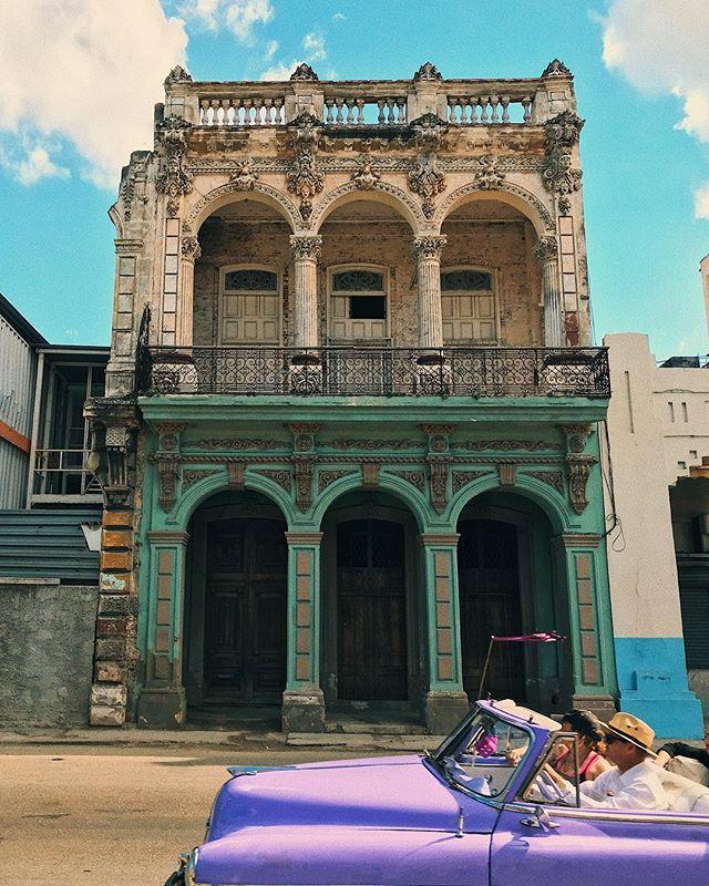 Hot damn, Havana.