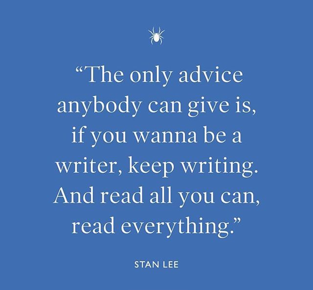 Today we honour the passing of Stan Lee. We thank him for giving nerd culture a much needed narrative and making it cool to be who you are. Excelsior! . . . . . . . #stanlee #ripstanlee #brandstorytelling #writers #write #creativity #icon #legend #wearedon