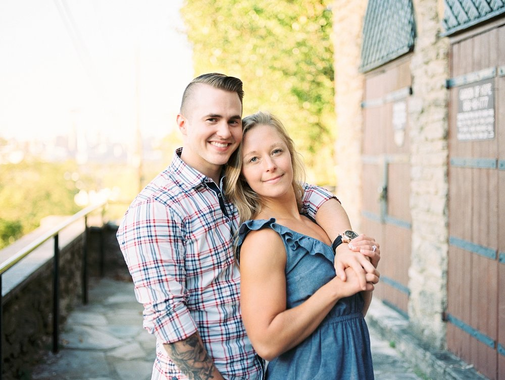 Kathryn Frugé Cincinnati Ohio Film Photographer Engagement Garden of Hope Courtney and Jason 2017 The FIND Lab Kodak Portra 400 Pushed_0006.jpg