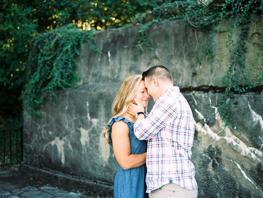 Kathryn Frugé Cincinnati Ohio Film Photographer Engagement Garden of Hope Courtney and Jason 2017 The FIND Lab Kodak Portra 400 Pushed_0009.jpg