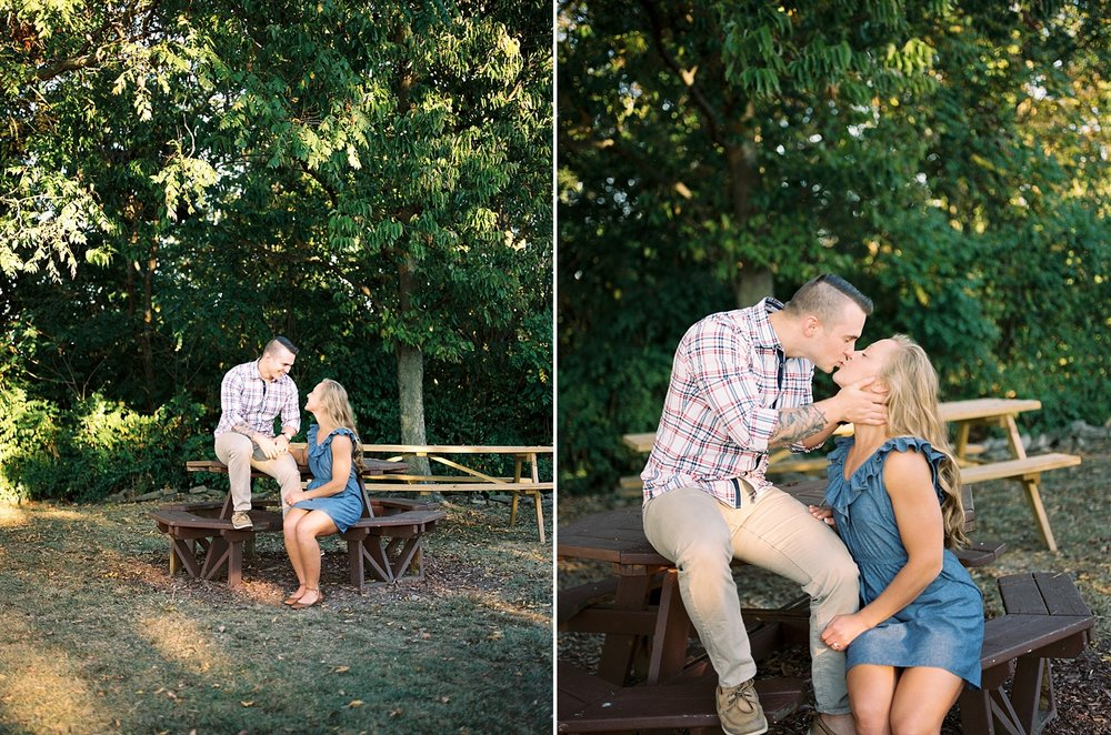 Kathryn Frugé Cincinnati Ohio Film Photographer Engagement Garden of Hope Courtney and Jason 2017 The FIND Lab Kodak Portra 400 Pushed_0014.jpg