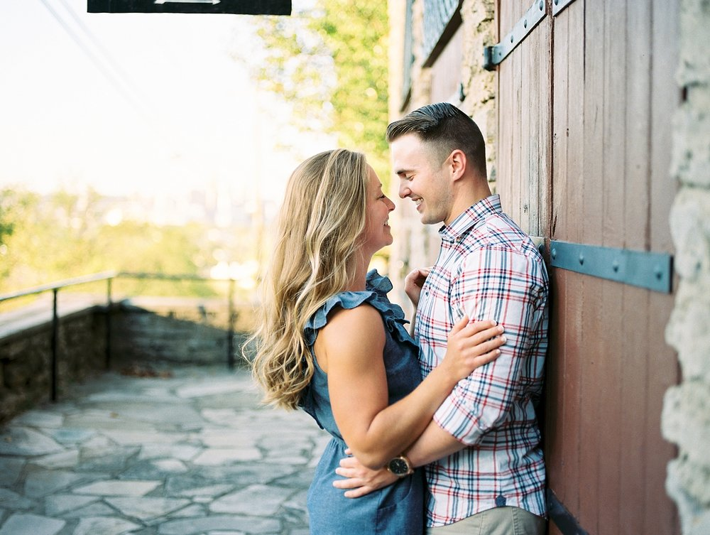 Kathryn Frugé Cincinnati Ohio Film Photographer Engagement Garden of Hope Courtney and Jason 2017 The FIND Lab Kodak Portra 400 Pushed_0015.jpg