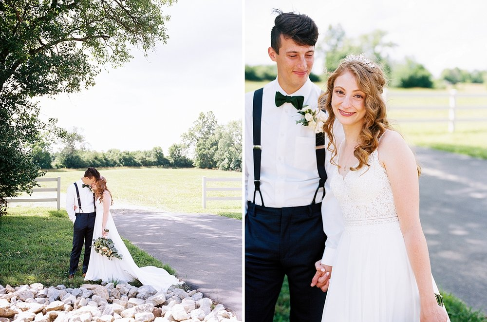 Kathryn Fruge Photography Best Cincinnati Film Wedding Photographer Rolling Meadows Ranch_0012.jpg