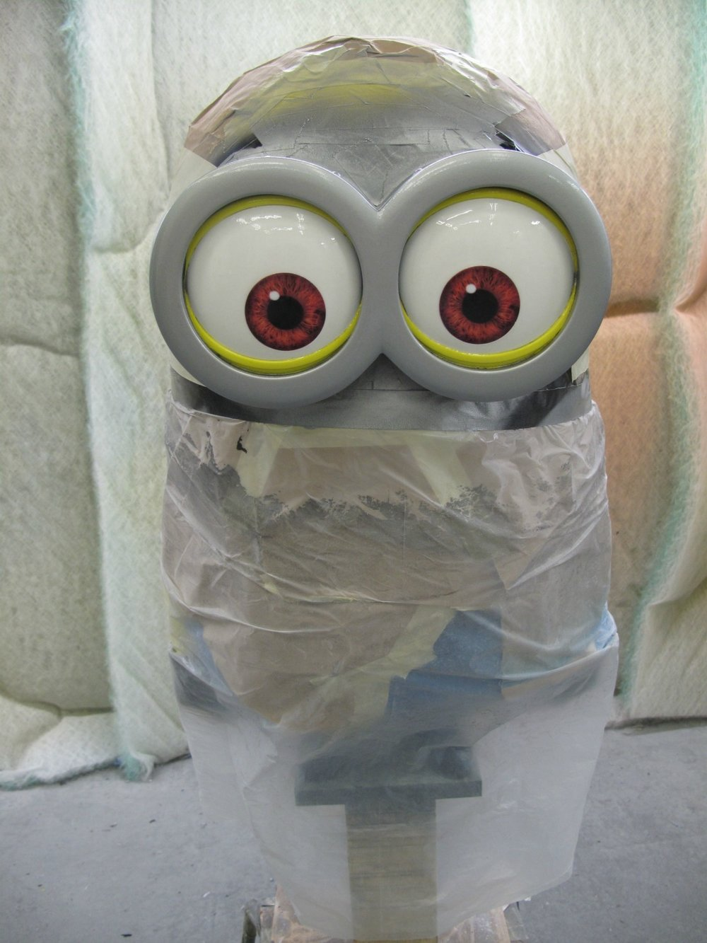 Minion wrapped.jpg