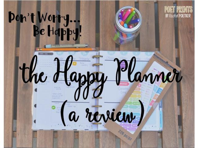 My Favorite Teacher Planner, Happy Planner! — Poet Prints