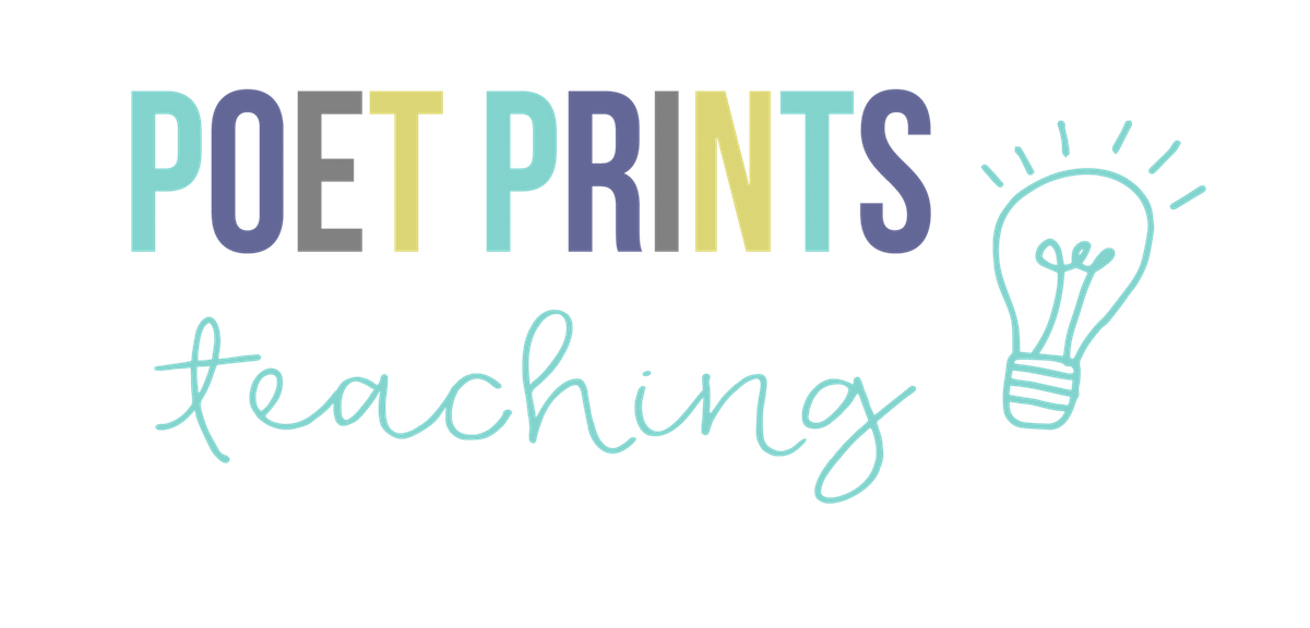 Poet Prints Teaching