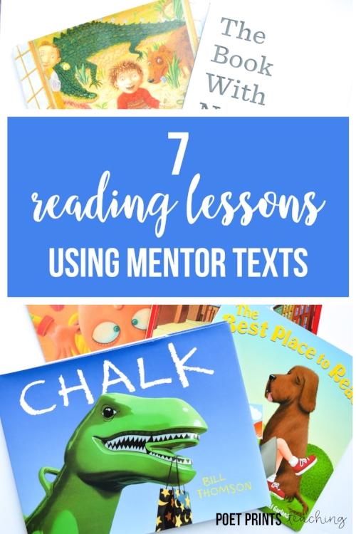 Poet Prints 7 Reading Lessons