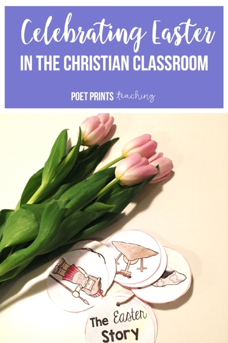 Easter in a Christian Classroom
