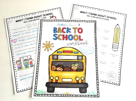 The best resources to make the first week back to school a breeze - Poet Prints Teaching