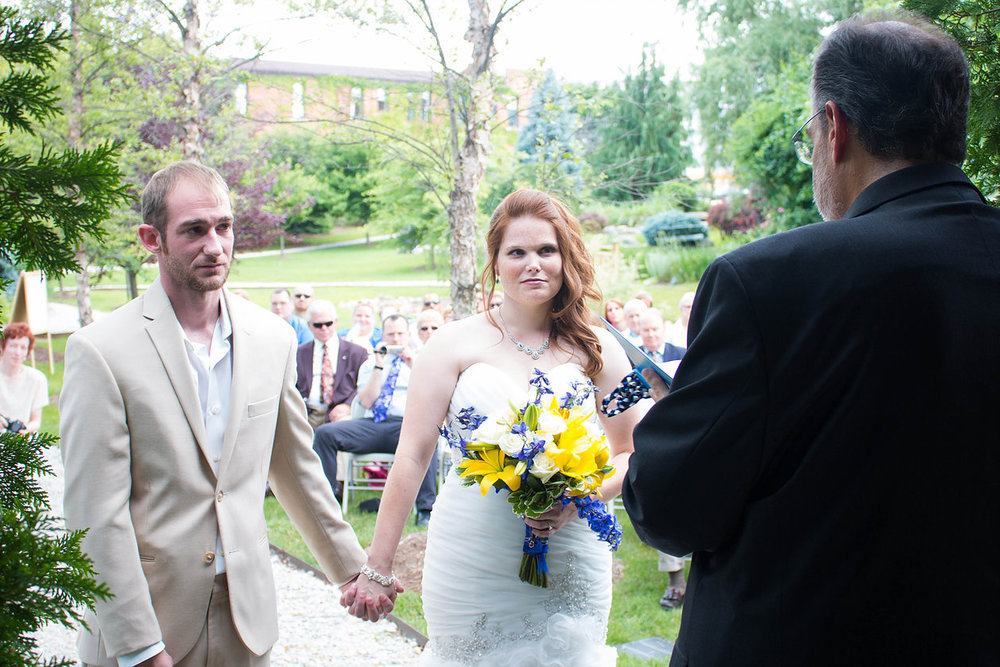 New Castle, Indiana Wedding