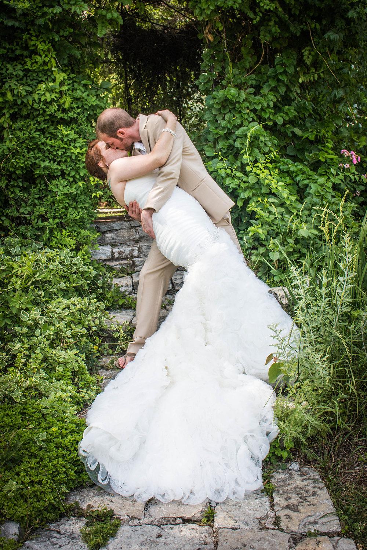 Henry County Arts Park, New Castle, Indiana Wedding