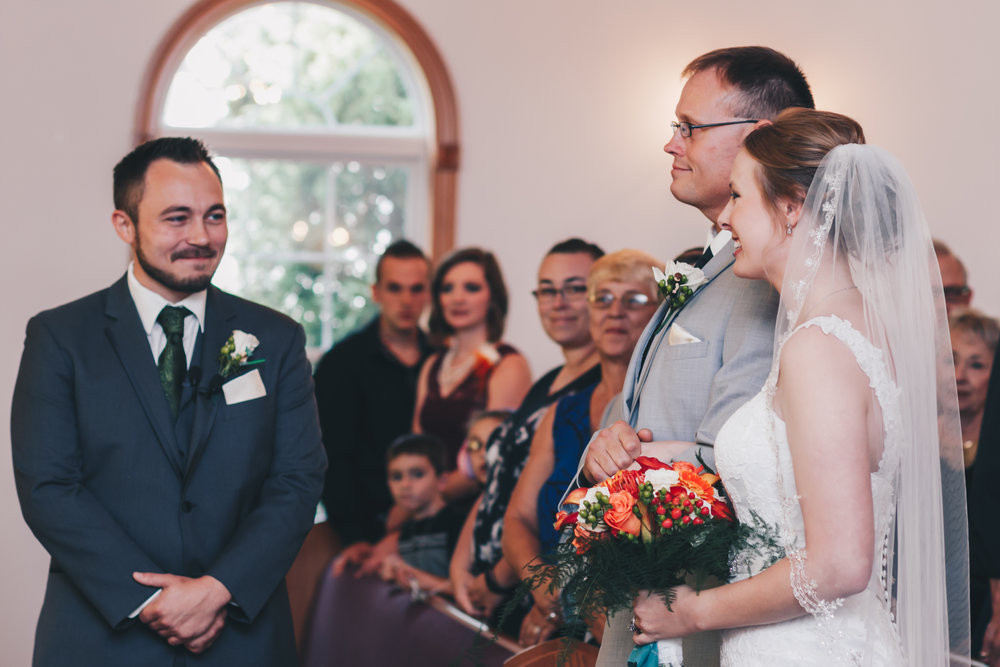 Bluffton, Indiana Wedding Photography