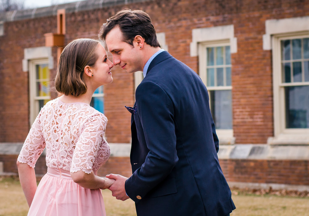 Stranger Things themed wedding at 1899 wedding venue in Indianapolis, Indiana