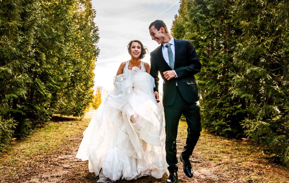 Wedding Photography - I can't wait to tell your love story...