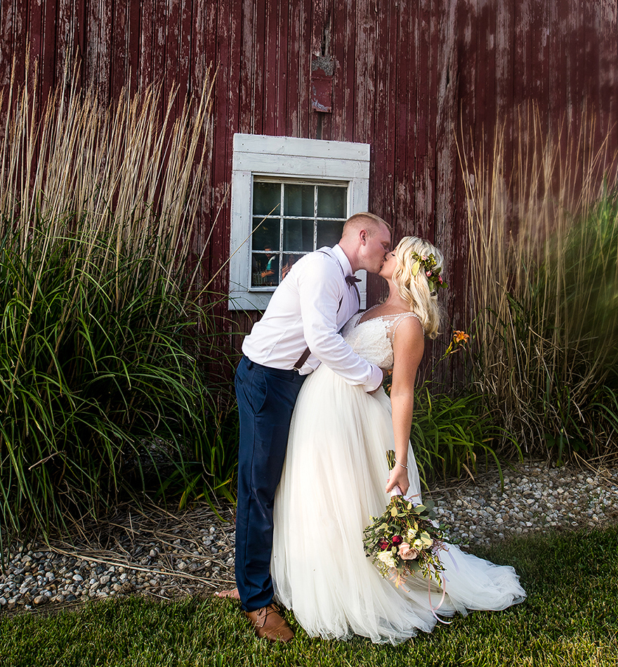 Mr. & Mrs. Clapp - Shelbyville, Indiana