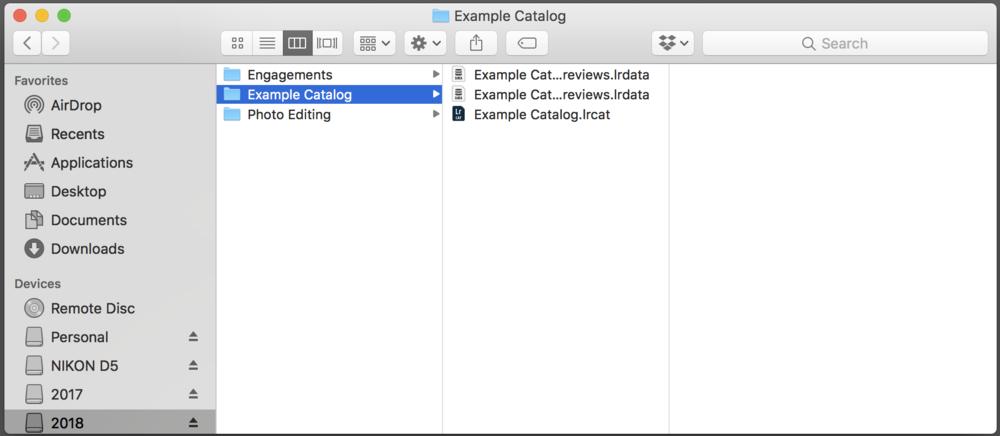 Step 7: Navigate to Network Folder