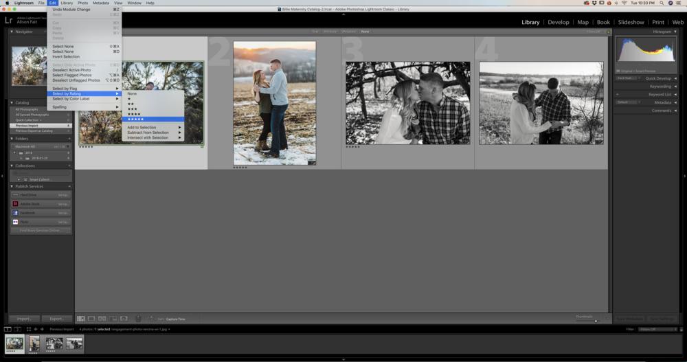 Step 4: Select Photos