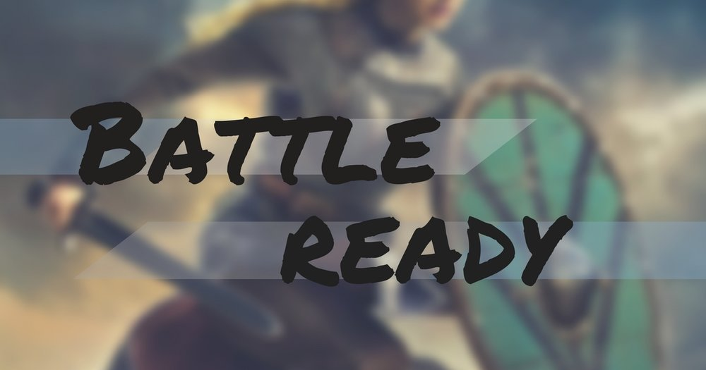 Battle Ready  Stand Alone Message - Pastor Hope Flask   April 15 2018    Galatians 5:17 Genesis 3:1-5 John 8:32 Ephesians 6:11-12 James 4:7, 1:12    iTunes    Google Play    Sound Cloud