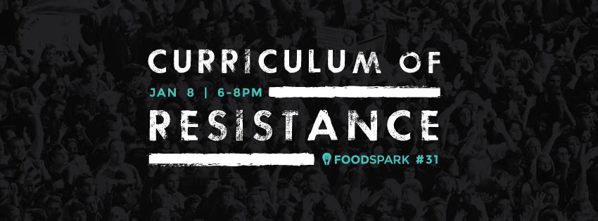 curriculum of resistance