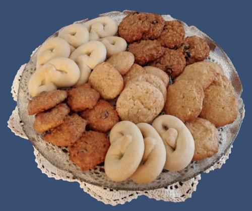 Jorgina's Norwegian Sweet Treats Party Platter