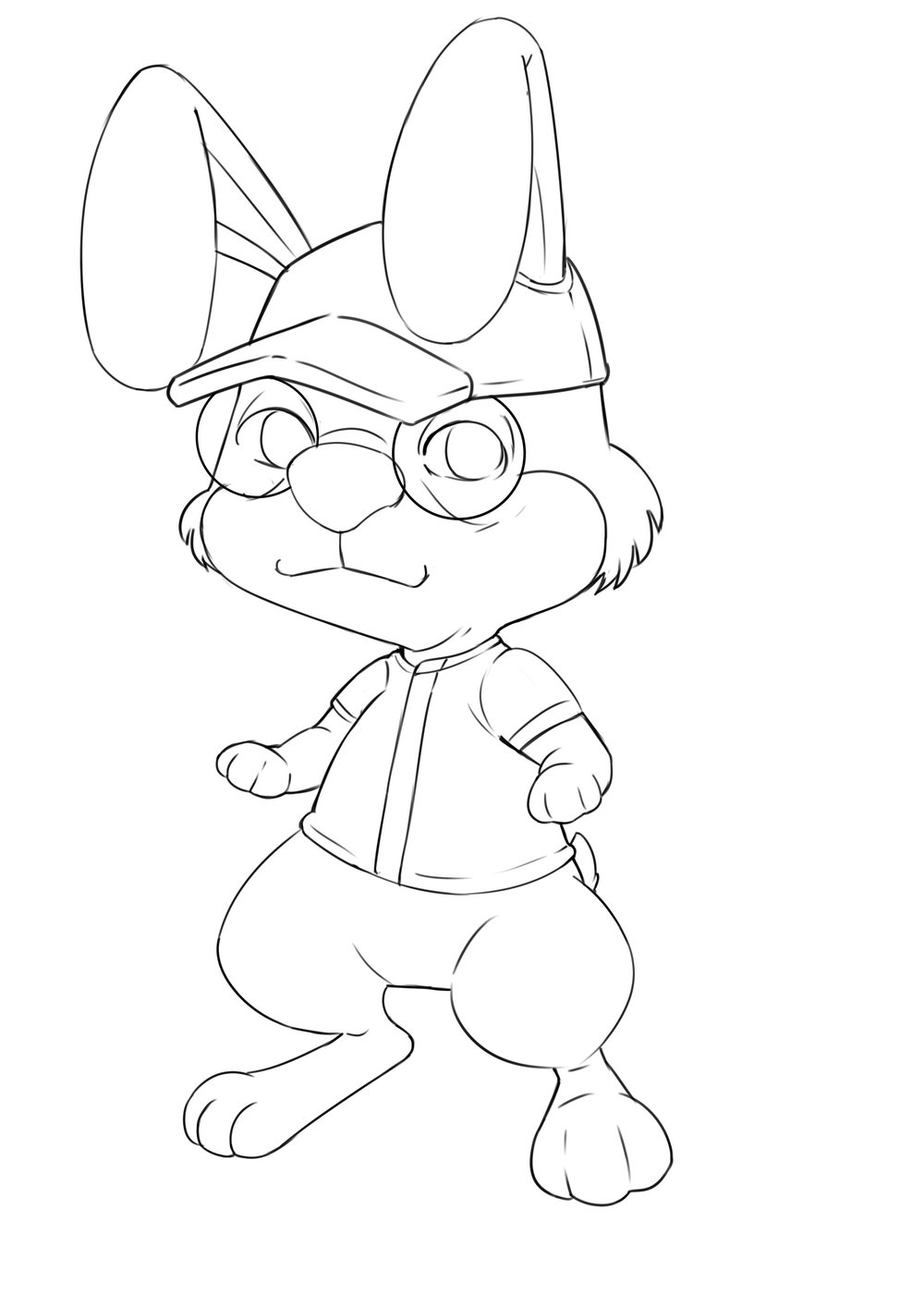 Righty Rabbit ROUND 2.JPG