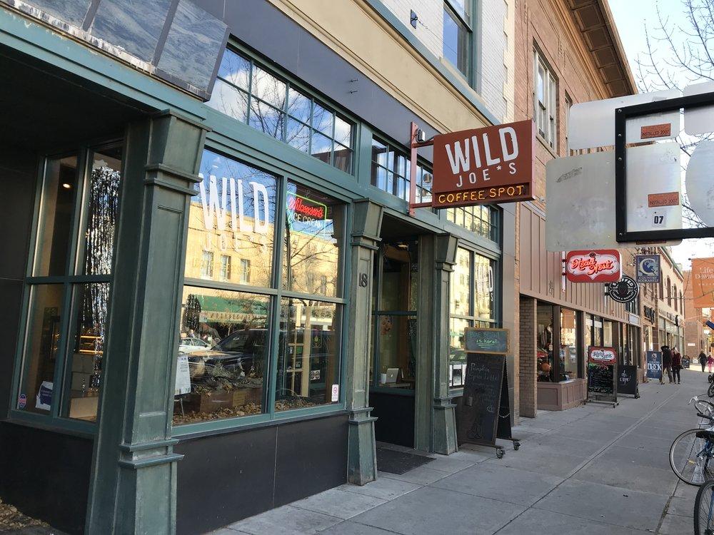 Wild Joe's in Bozeman - Picture