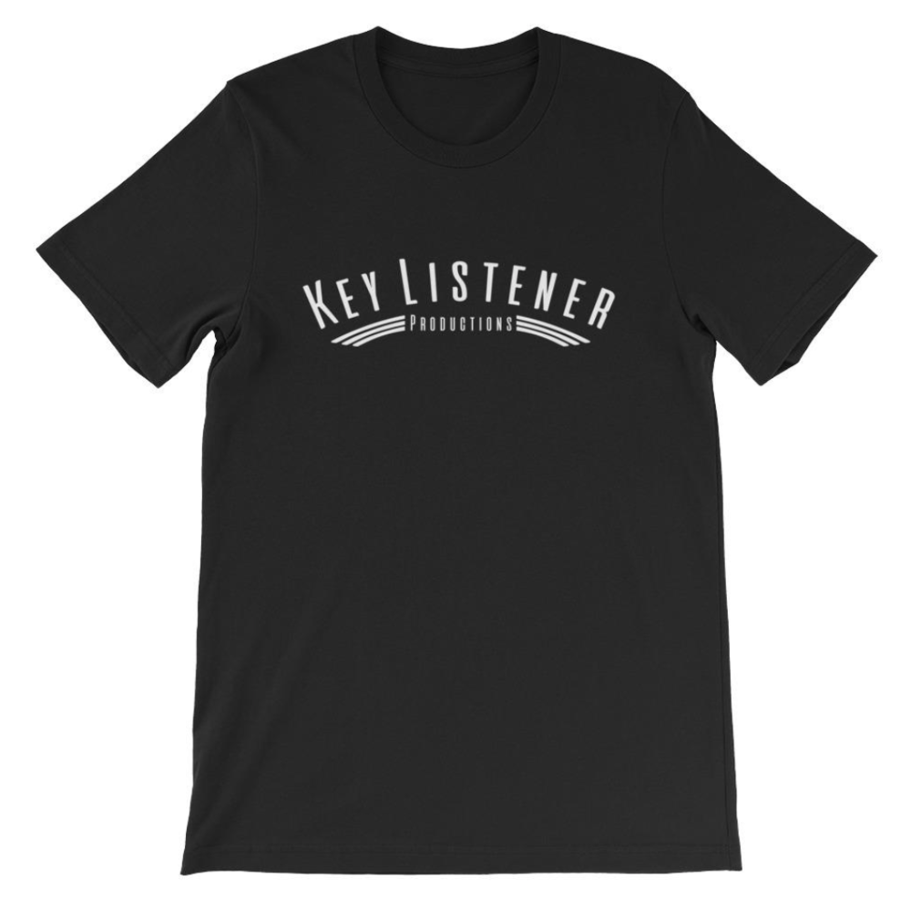 Key Listener Productions Official T-Shirt