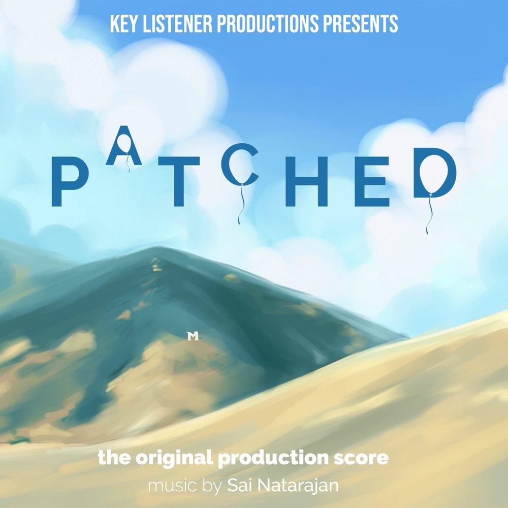 Patched - Original Score Album Art