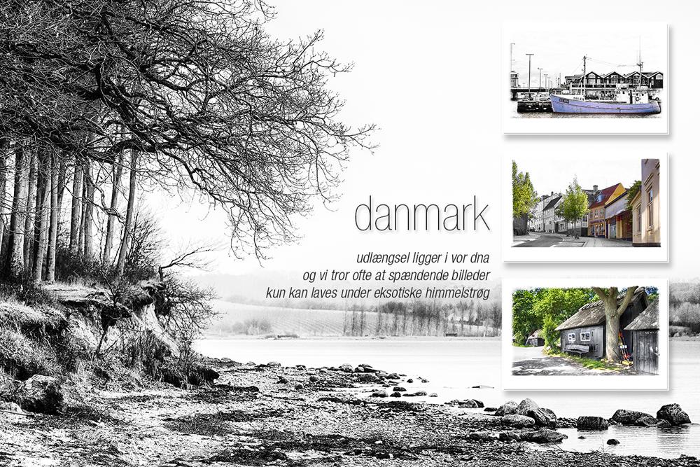 vægbilleder: danmark